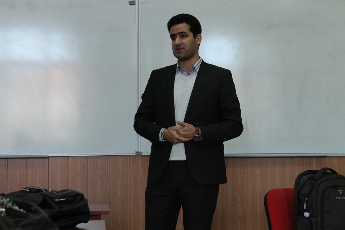 """Invitat de la Universitatea din Birjand, Iran, prelegere la Facultatea de Științe și Litere """"Petru Maior"""""""