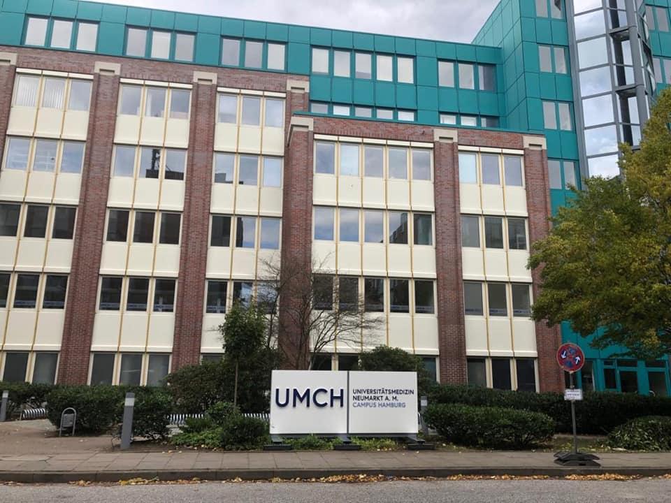Premieră pentru școala medicală românească. Noul campus UMFST Târgu Mureș din Hamburg, inaugurat