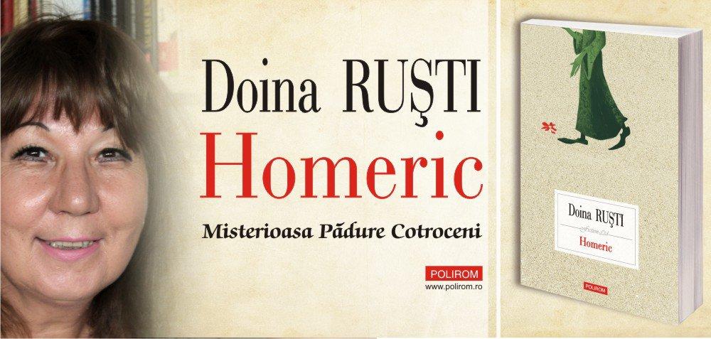 Scriitoarea Doina Ruști își lansează cel mai nou roman la UMFST Târgu Mureș