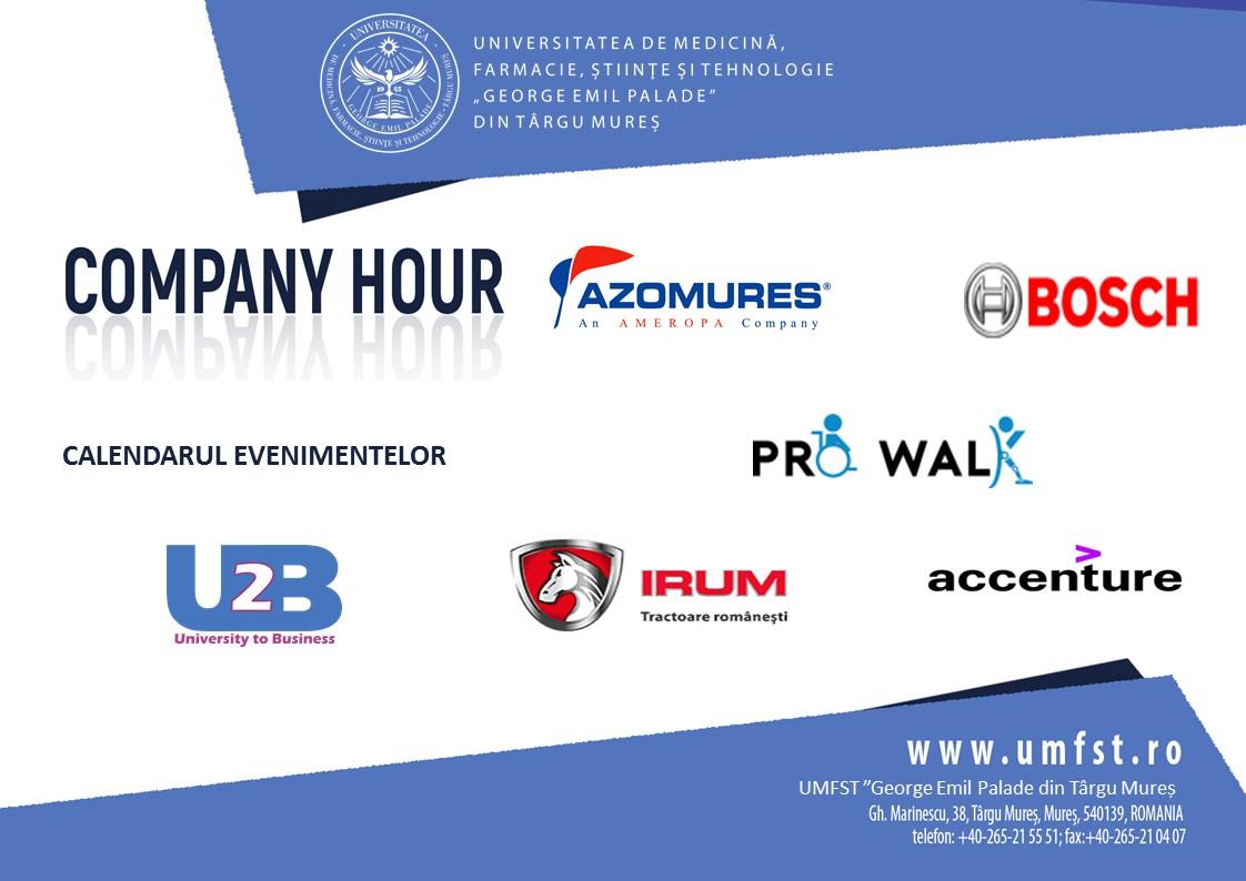 Company hour