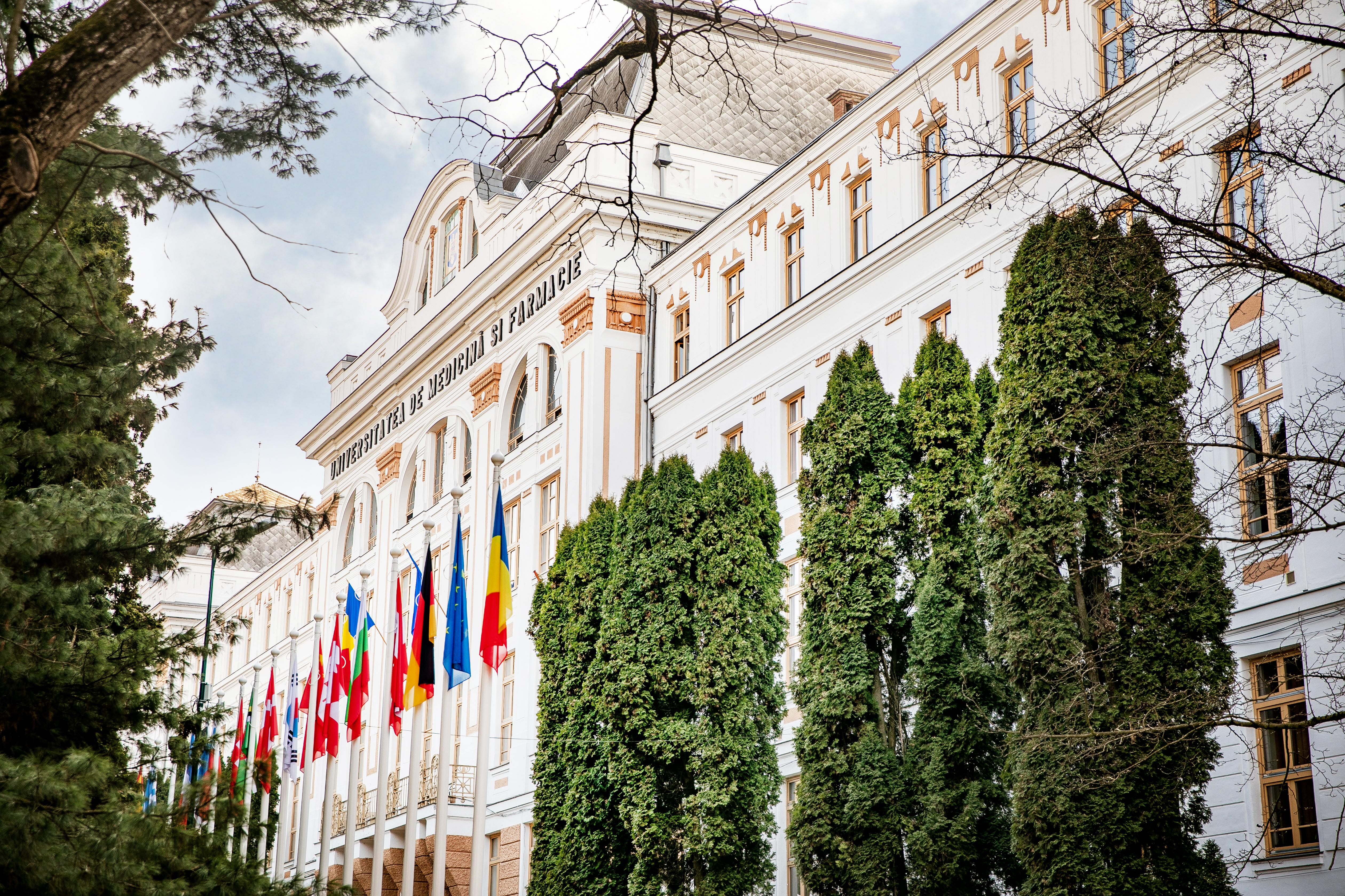 """Noi programe de studii în pregătire la UMFST """"George Emil Palade"""" din Târgu Mureș"""