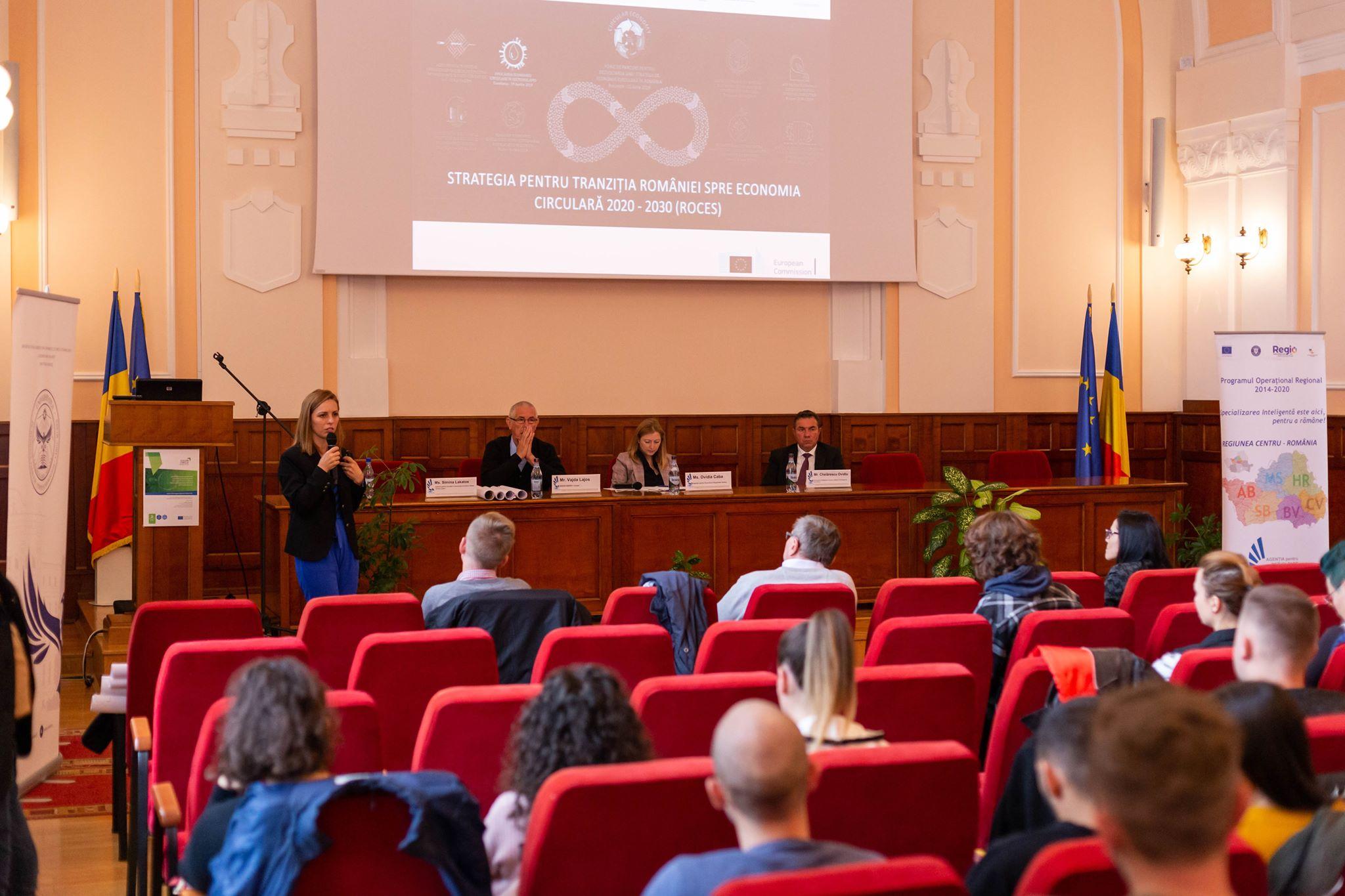 Dezbatere pe tema dezvoltării mediului, creșterea eficienței energetice, utilizarea surselor regenerabile de energie și schimbările climatice