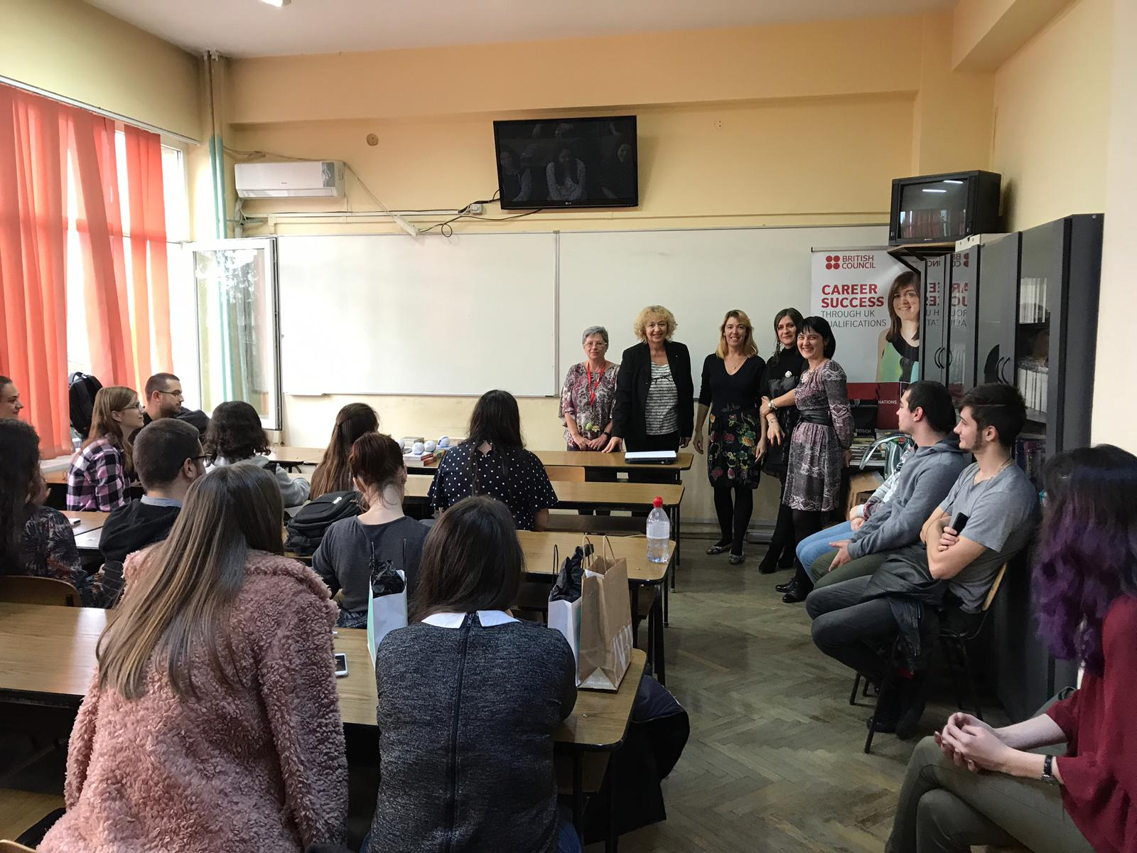 Foto studenti concurs traduceri Timisoara (1)