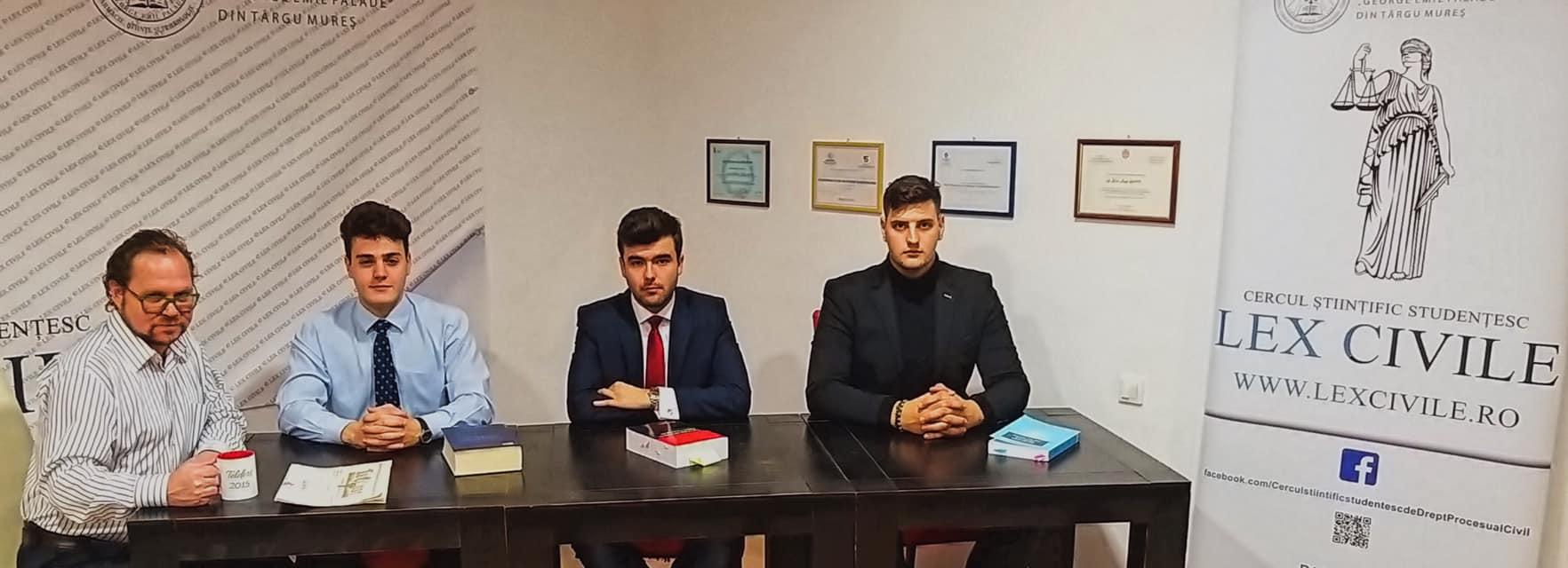"""UMFST """"George Emil Palade"""" din Târgu Mureș, reprezentată la un renumit concurs de arbitraj comercial internațional"""