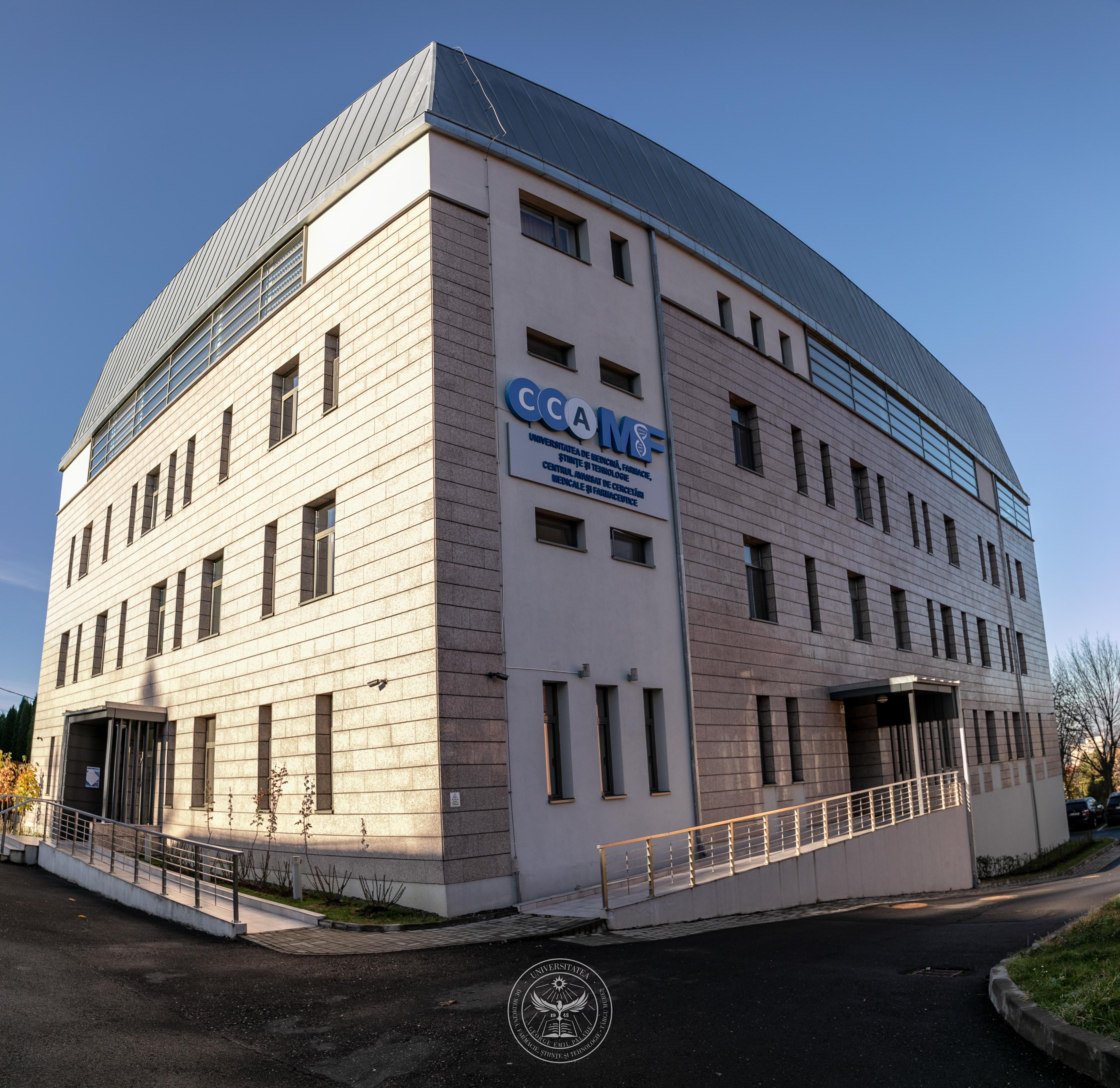 Manifestări științifice la Centrul Avansat de Cercetări Medicale și Farmaceutice