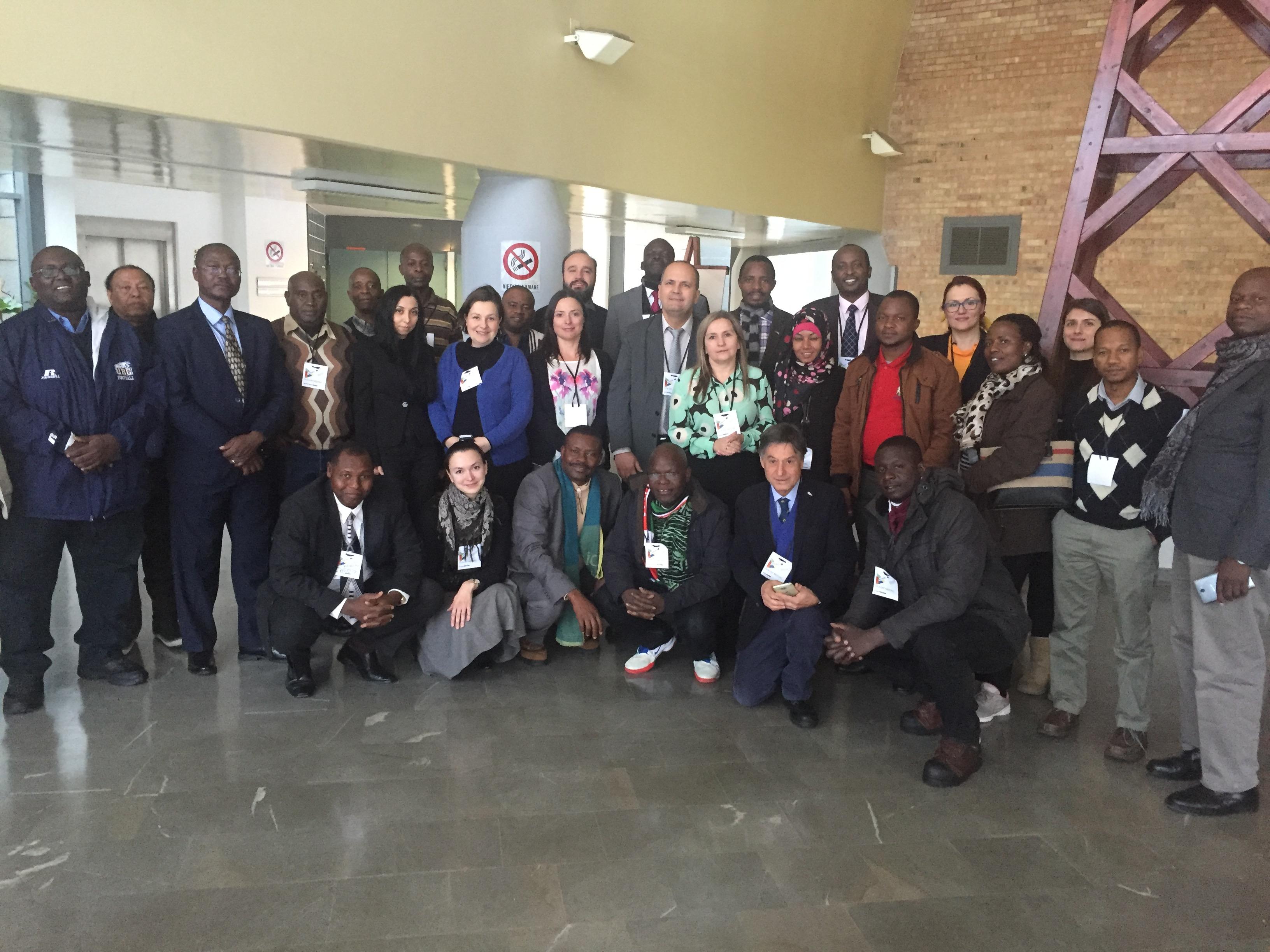 """UMFST """"George Emil Palade"""" din Târgu Mureș, promotor și coordonator al unui proiect Erasmus+ privind direcționarea învățământului superior african în promovarea inovației incluzive pentru dezvoltare"""