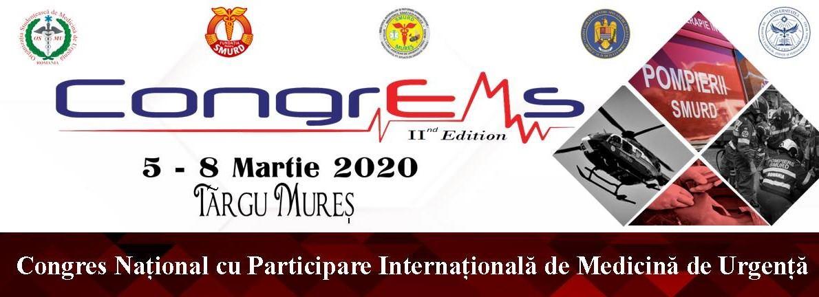 Congres medicina de urgenta