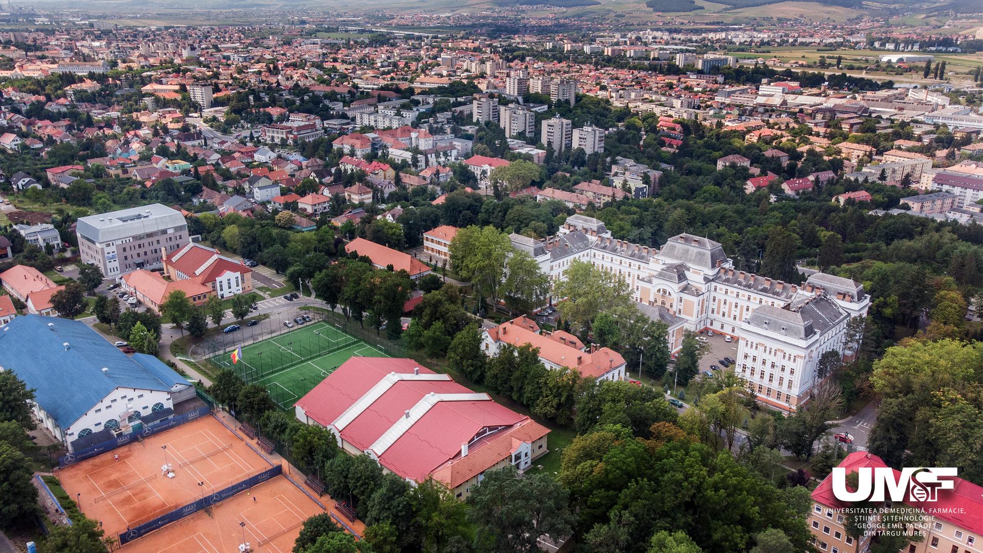 Foto baza sportiva UMFST