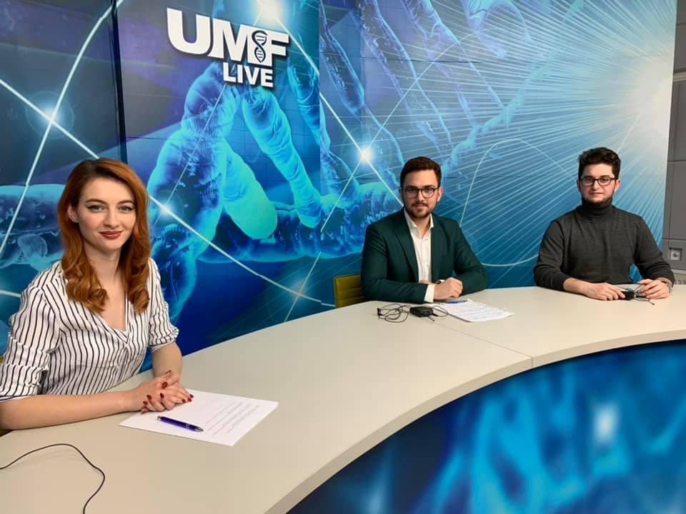 Simulare admitere UMFST