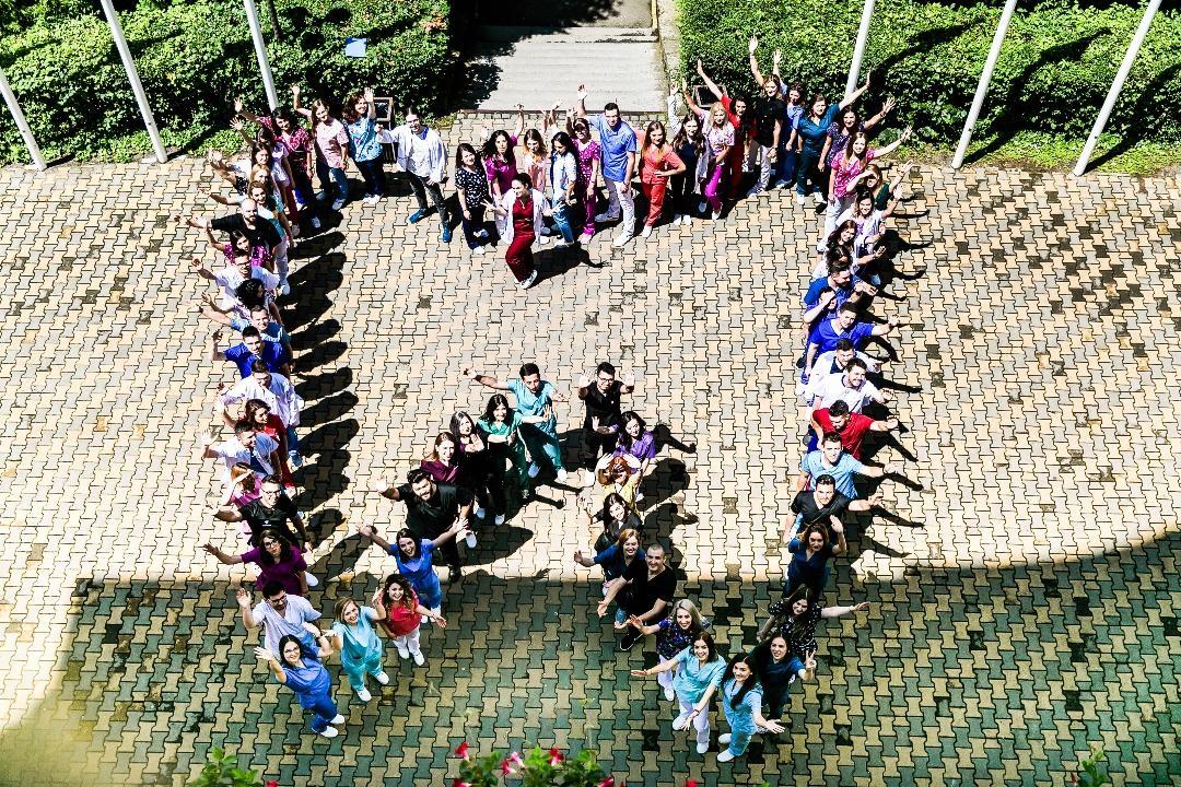Foto studenti InterDentis