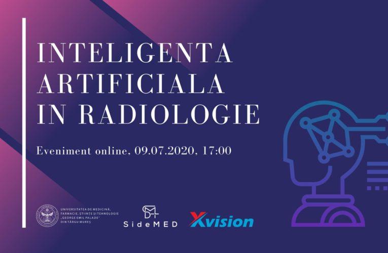 Inteligența artificială în radiologie