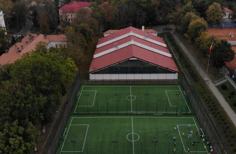 Pregătire sportivă gratuită pentru admiterea la Educație Fizică și Sportivă