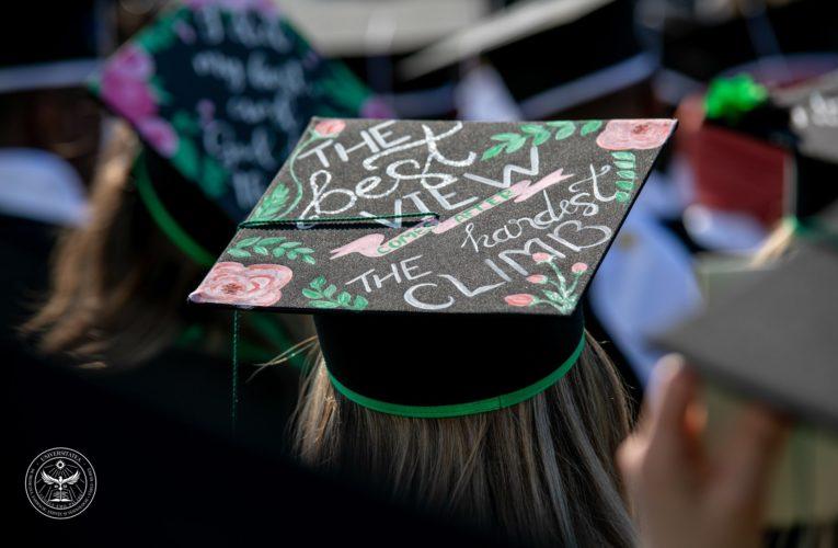 Festivitatea de absolvire, promoția 2020