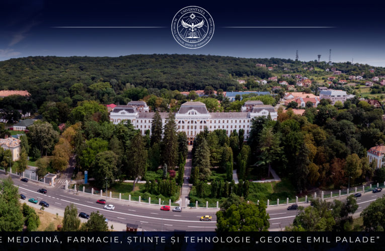 "UMFST ""George Emil Palade"" din Târgu Mureș, în prestigiosul clasament mondial World University Rankings 2021"
