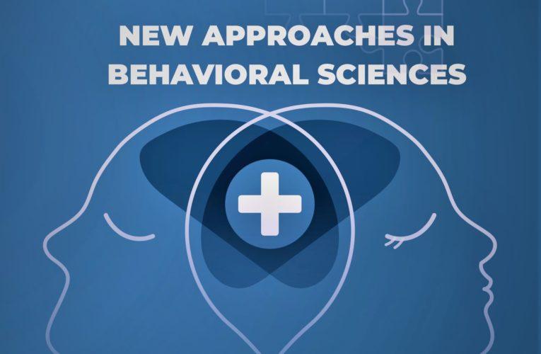 """""""New approaches in behavioral sciences"""", prima carte din România în domeniul științelor comportamentului, al psihologiei medicale și al psihoterapiei cognitiv-comportamentale"""