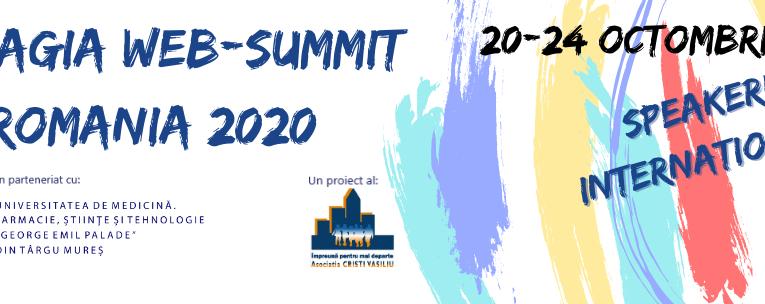 Primul Web-Summit pe tema disfagiei din România