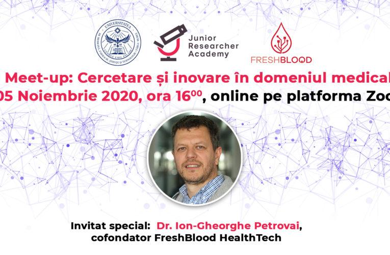 Cercetare și inovare în domeniul medical