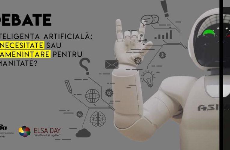 Dezbatere pe tema inteligenței artificiale