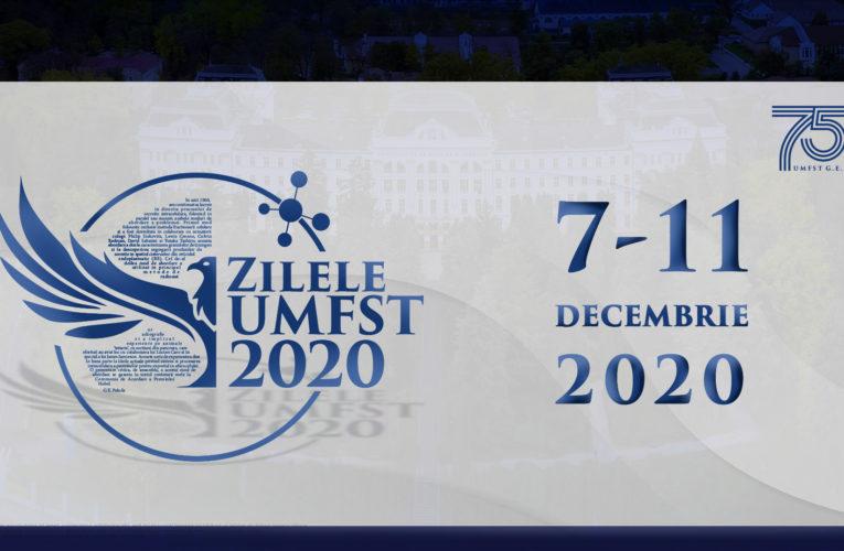 Zilele UMFST 2020
