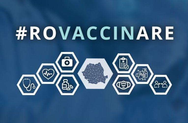 Informare privind campania de vaccinare împotriva COVID-19