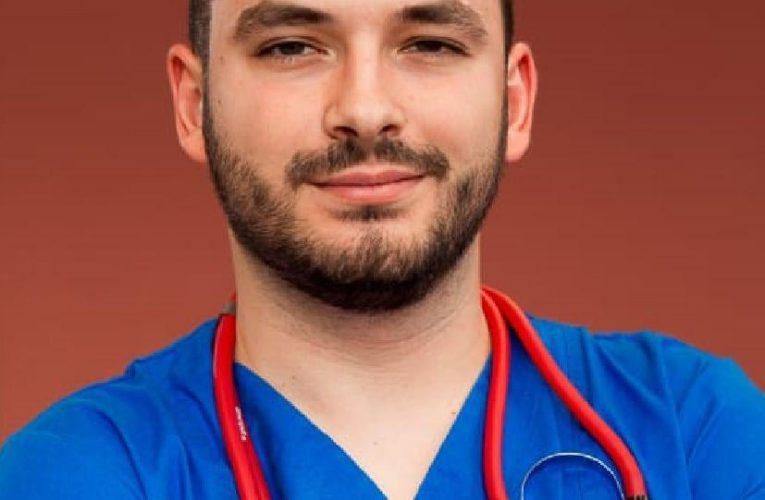 """Iuliu Cocuz, Young Doctor of Romania: """"Anatomia Patologică este perfectă pentru mine"""""""