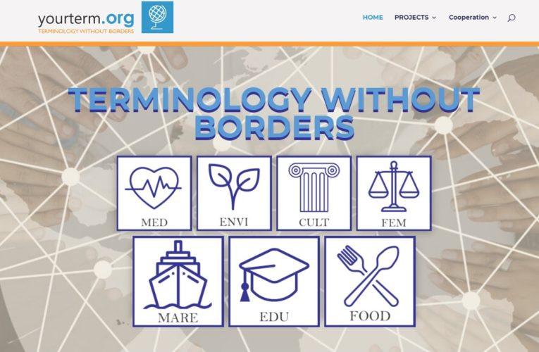 """Studente UMFST, un nou succes în cadrul proiectului internațional de cercetare terminologică """"Terminology without Borders"""""""