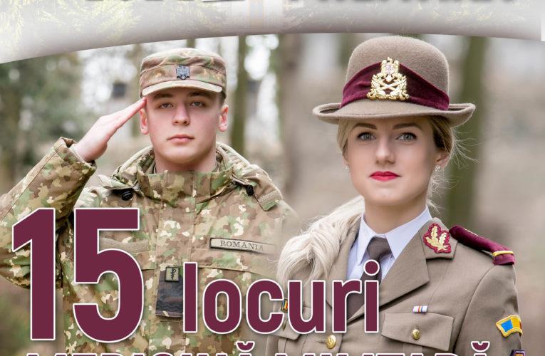 Admitere 2021 UMFST Târgu Mureș. 15 locuri la Medicină Militară