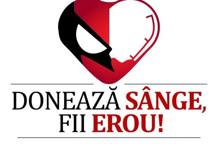 Campanie de donare de sânge. Se caută voluntari!