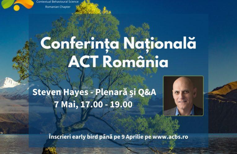 Conferință națională în domeniul psihologiei