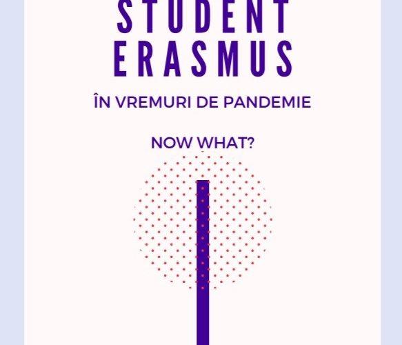 Student Erasmus în vreme de pandemie