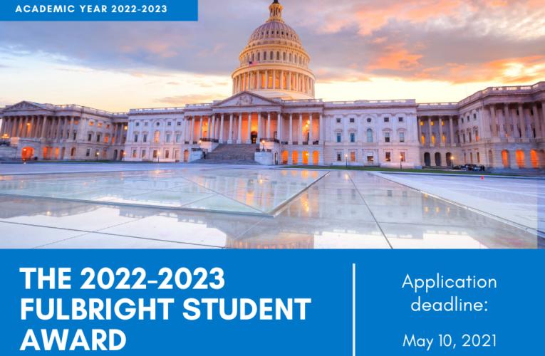 Studenții, masteranzii și doctoranzii UMFST, invitați să aplice pentru burse Fulbright Student
