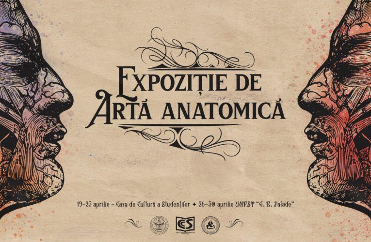 Expoziția de artă anatomică se va desfășura în două etape