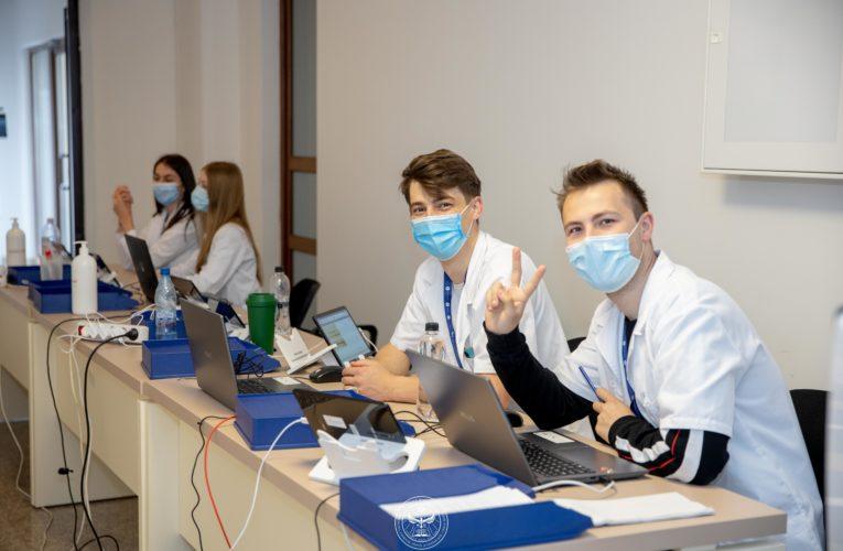 Maratonul vaccinării de la UMFST s-a încheiat. Peste 7.500 de persoane au fost imunizate