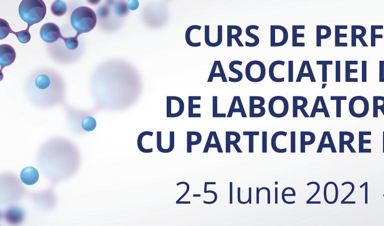 Curs de perfecționare al Asociației de Medicină de Laborator din România