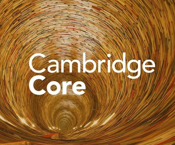 Training online privind utilizarea platformei Cambridge Core