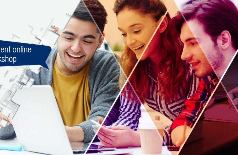 Workshop on-line pentru studenții specializării Comunicare și Relații Publice